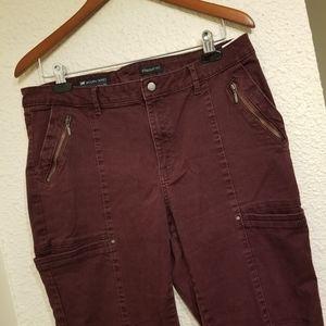 Lee Modern Series Straight Fit Khaki Pants